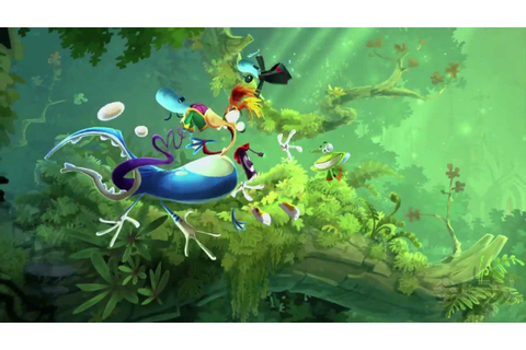 Rayman Legends - Launch Trailer - YouTube