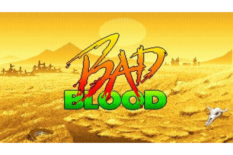 Bad Blood gameplay (PC Game, 1990) - YouTube