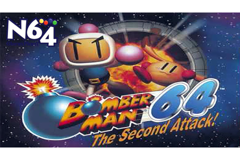 Bomberman 64 : The Second Attack - Nintendo 64 Review ...