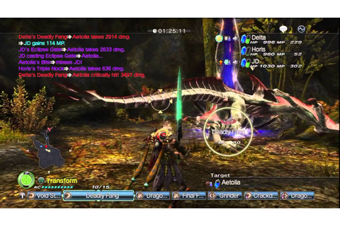 White Knight Chronicles 2: Aetolia (White Wyvern Bounty) 3 ...