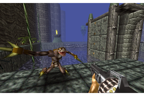 We Need More Games Like Turok: Escape From the Lost Valley ...
