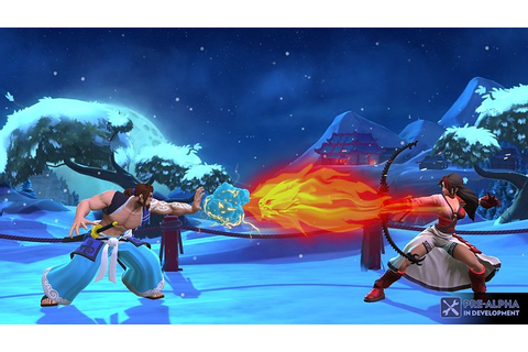 Fantasy Strike dodges genre complexity to create a PS4 ...