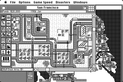 Retro Game of the Week – SimCity: The City Simulator (1989 ...
