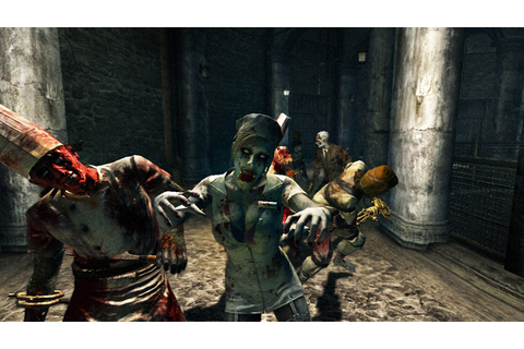 Amazon.com: Rise of Nightmares - Xbox 360: Video Games