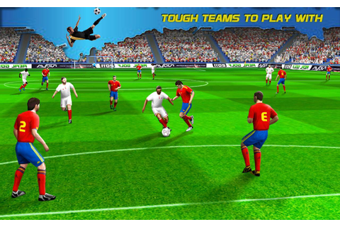Play Football Game 2018 - Soccer Game for Android - APK ...