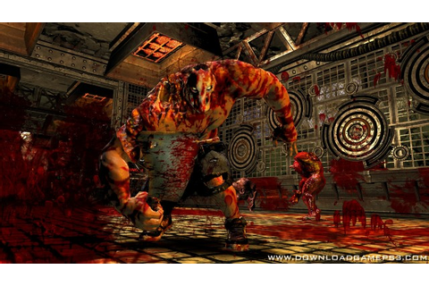 Splatter House - Download game PS3 PS4 RPCS3 PC free