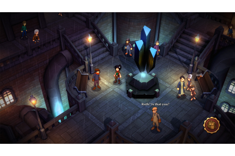 Download Trulon: The Shadow Engine Full PC Game