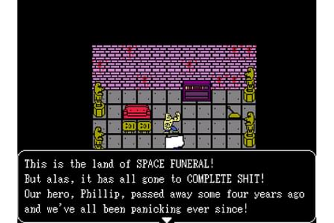 Space Funeral: Corpse March [DEMO] by ArmAndBalzac - Game Jolt