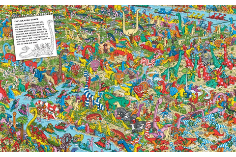 10 Facts About 'Where's Waldo' That You Don't Have To ...
