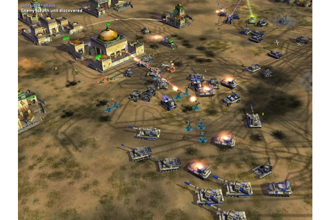 Command and Conquer Generals Zero Hour Full Version ...
