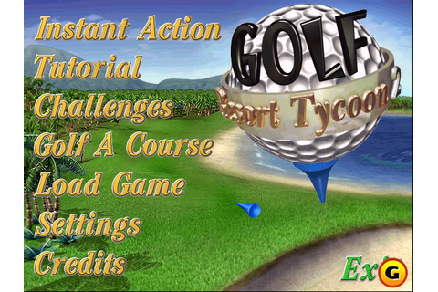 game: Golf Resort Tycoon 2 (free Pc Game-ziddu)