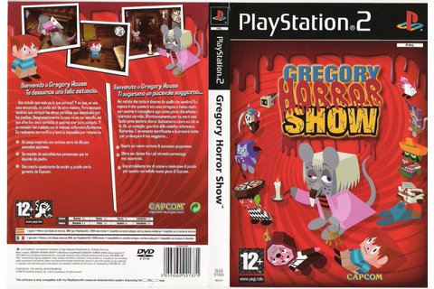 All Computer And Technology: Download Game Ps2 Gregory ...