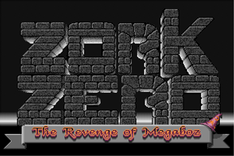 The Zork Anthology - My Abandonware