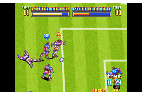 Arcade soccer games – my top 10