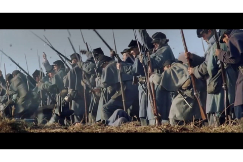 Gods and Generals ~Battle of Fredericksburg (part two ...