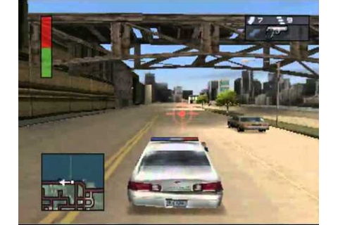 Worlds Scariest Police Chases PSX Game - YouTube