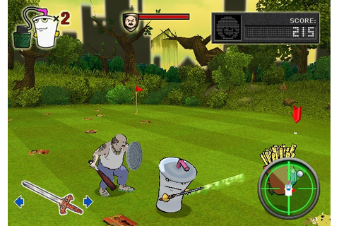 Aqua Teen Hunger Force: Zombie Ninja Pro-Am – Review | My ...