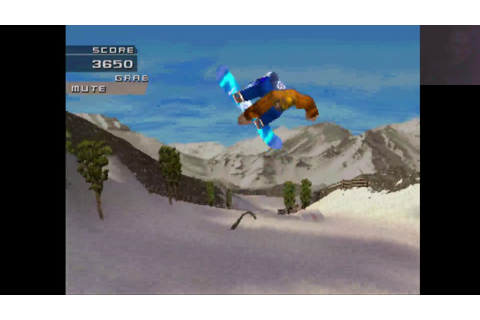 PS1TRY - MTV Sports Snowboarding (Part 1) - YouTube