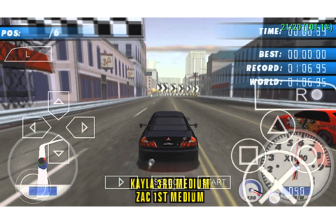 Juiced: Eliminator APK + ISO PSP Download For Free