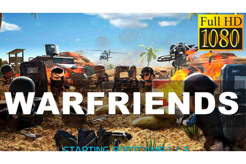WarFriends Game Review 1080p Official CHILLINGO Action ...