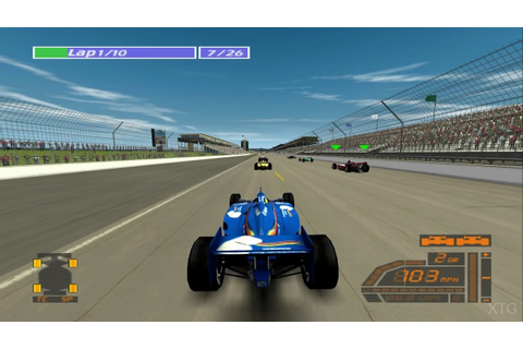 IndyCar Series 2005 PS2 Gameplay HD (PCSX2) - YouTube