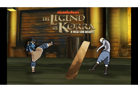 The Legend of Korra: A New Era Begins | Citra Emulator ...