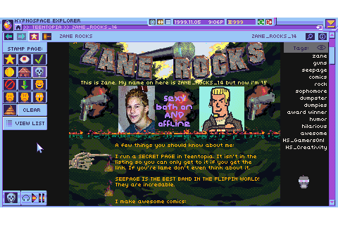 Hypnospace Outlaw returns to an internet unblighted by ...