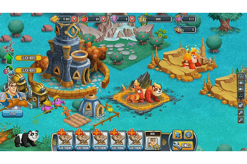 Monster Legends Review: Collecting, Training And Battling ...