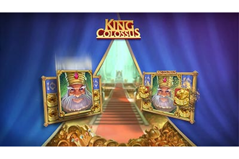 King Colossus Slot — Free Slot Machine Game by QuickSpin