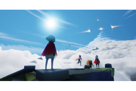 Sky is thatgamecompany's next game, and it's coming first ...