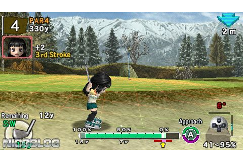 Everybody's Golf 2 (Europe) (En,Fr,De,It,Es) PSP ISO ...
