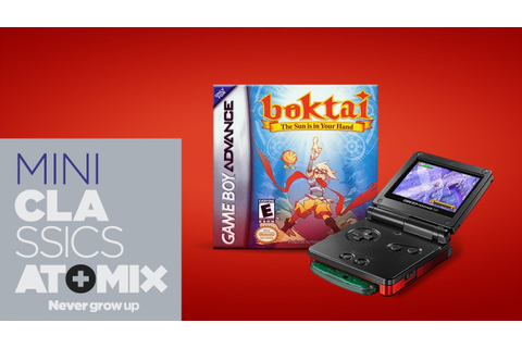 ATOMIX MINI CLASSICS: BOKTAI. THE SUN IS IN YOUR HAND ...