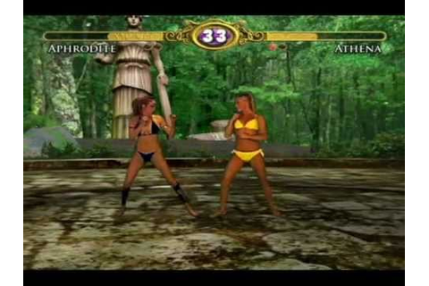 Bikini Karate Babes 2: Warriors of Elysia (Aphrodite vs ...