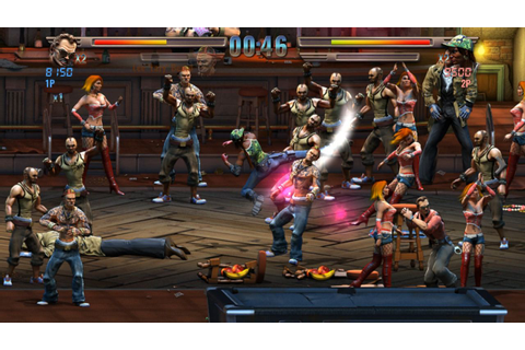 A New Streets Of Rage Style Beat Em Up Game Is Coming To ...