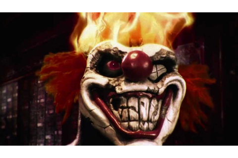 The Twisted Fate of Sweet Tooth the Clown - Twisted Metal ...