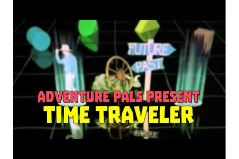 Hologram Time Traveler (Sega Arcade Game Playthrough and ...