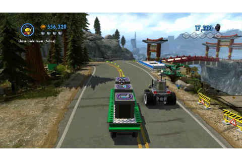 LEGO City Undercover version complete pc game download