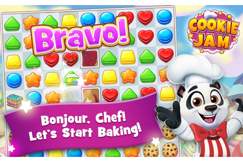Cookie Jam - Match 3 Games & Free Puzzle Game - Android ...