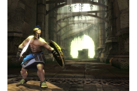 Spartan: Total Warrior Screenshots - Video Game News ...