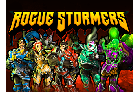 Rogue Stormers Windows game - Mod DB