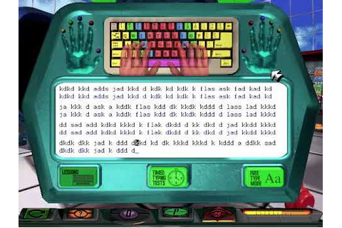 Jumpstart Typing Longplay - YouTube