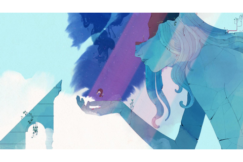 Gris looks just so beautiful, but just so empty | Rock ...