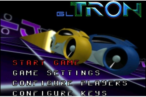 glTron for Windows Games Movie Tron