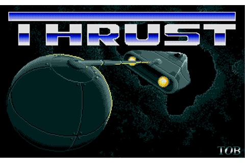 Indie Retro News: Games I remember with a remake - THRUST