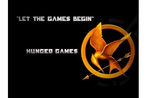 """Let The Games Begin"" (Hunger Games) original composition ..."