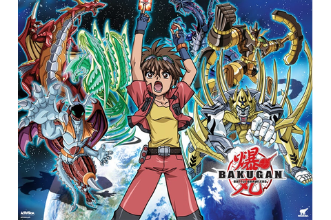 Bakugan Battle Brawlers Brings The Battle to a Game ...