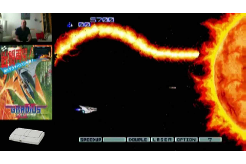 Mark Plays... Gradius II - Gofer no Yabō グラディウスII GOFERの野望 ...