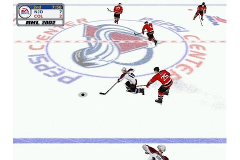 NHL 2002 - PC Review and Full Download | Old PC Gaming