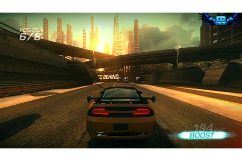 Ridge Racer Unbounded PC Gameplay 1080p - YouTube