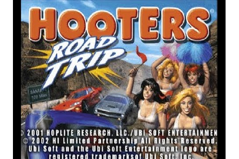 PSX Longplay [162] Hooters Road Trip - YouTube